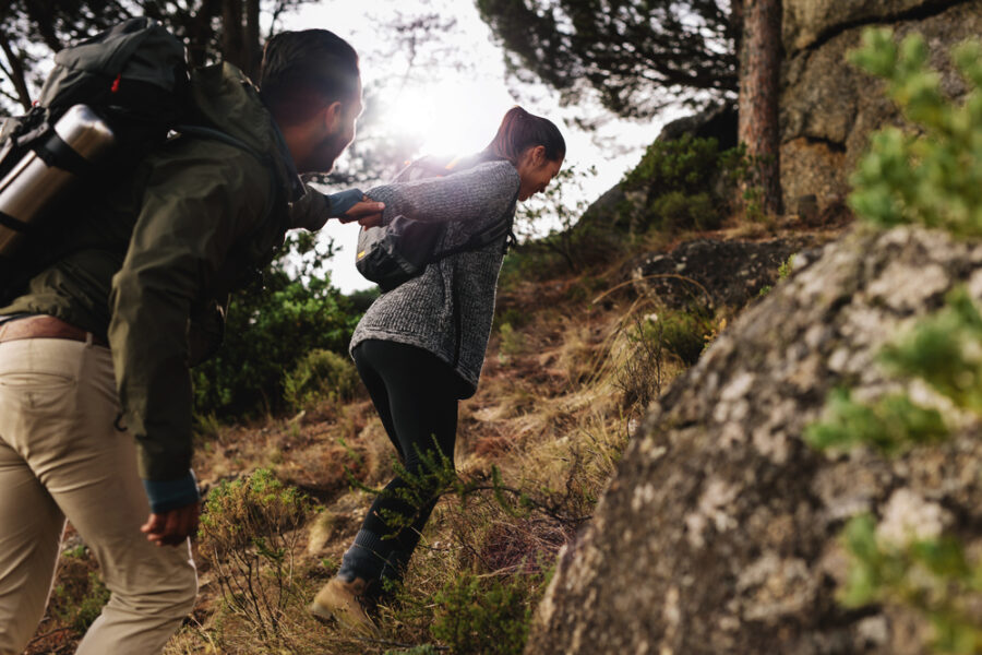 manitoba hiking trails