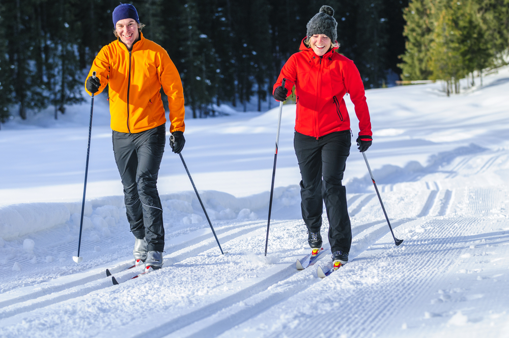 Cross-Country Skiing in Manitoba: Snowy, Adventurous Romance