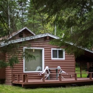 Photo of a Cabin at Our Whiteshell Lake Resort.