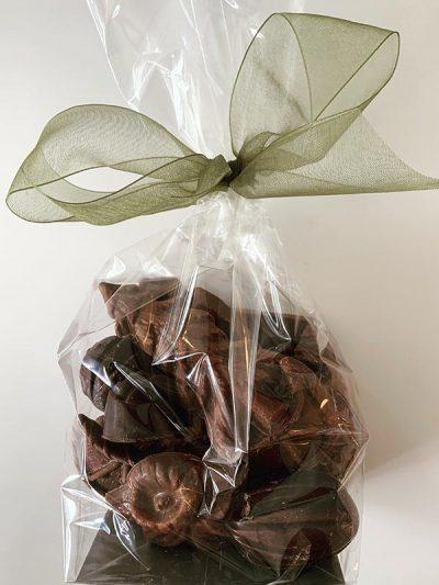Bag of cabin chocolates.
